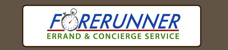 FORERUNNER Errand & Concierge Service
